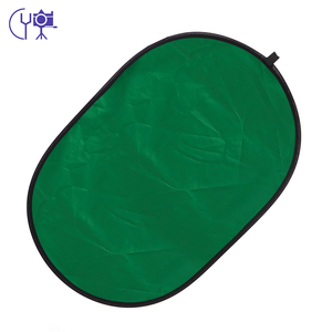Image 5 - CY Free shipping 90x120cm 7 in 1 Multi Photo Oval Ellipse Collapsible Light Reflector Portable Photography Studio Reflector