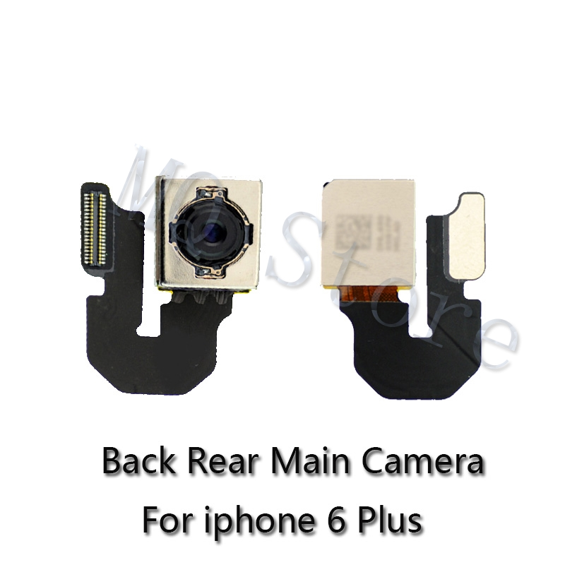 100% New Back Rear Main Camera Module Flex Ribbon Cable For iPhone 5 5s 6s 6 Plus Replacement Repair Parts High Quality