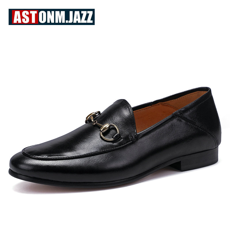 Men's Leather Casual Shoes' Men Loafer Slip-on Black Men Loafers Genuine Leather Driving Shoes Boat Shoes Flats Men's Boat Shoe new casual shoes winter fur men loafers 2017 slip on fashion drivers loafer boat shoes genuine leather moccasins plush men shoes