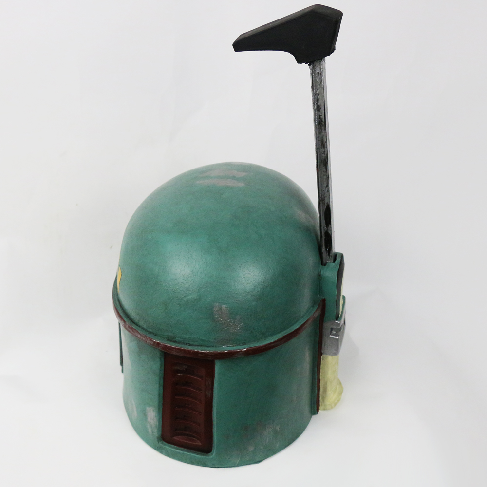 Helmet Star Wars Boba Fett Bounty Hunter Hat Boba Fett Helmet Halloween Helmet Mask (9)