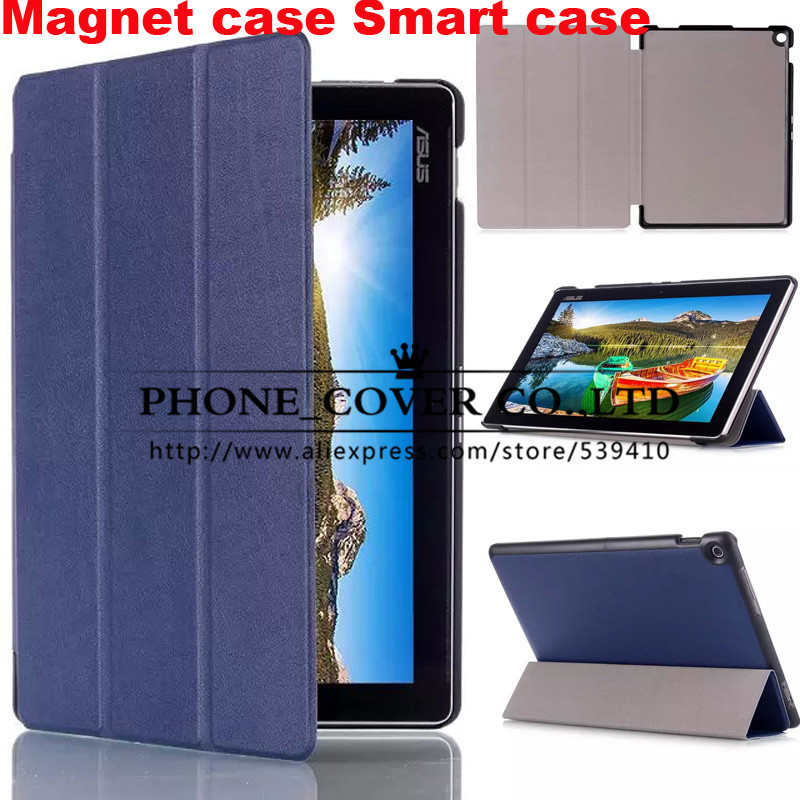 Magnetic stand pu leather cover case For Asus Zenpad 10 Z300CL Z300CG Z300C Z300 Z300CNL tablet funda cases + screen protector