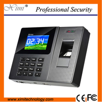 Giá rẻ chấm công vân tay màn hình màu 800 vân tay người sử dụng Flash Disk USB thông tin liên lạc biometric time recorder