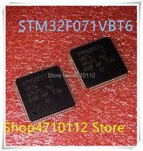 NEW 5PCS/LOT STM32F071VBT6 STM32F071 VBT6 LQFP-100 IC