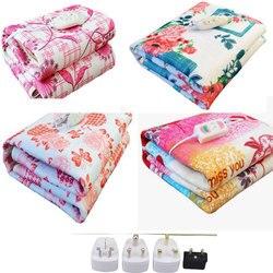 Cobertor elétrico cobertor elétrico aquecido esteira 220v manta elétrica cobertor aquecido couverture elétrica tapetes aquecidos