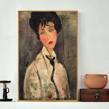 Hand-painted Abstract Painting Large Size woman Oil on Canvas Modern Art Design figure Wall Free Shipping