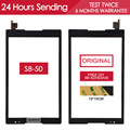 ORIGINAL TESTED 8.0 inch TouchScreen For Lenovo Tab 8 S8-50LC TOUCH S8-50L S8-50F S8-50 Touch screen Digitizer Free Adhesive