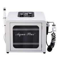 Aqua Plus Water Oxygen Jet Peel Machine Hydro Dermabrasion Vacuum Blackhead Remover Facial Pore Cleaner Facial