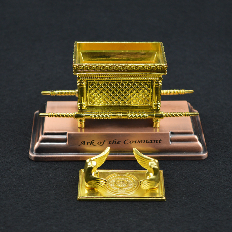 """Image 3 - Sale Amazing Ark Of The Covenant Jewish Testimony Judaica Israel Gift 4"""" Long-in Jewelry Tools & Equipments from Jewelry & Accessories"""