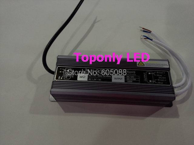 IP67 waterproof led transformer 100w ac110v 220v to dc 12v 24v constant voltage led driver for outdoor led strip module light! ac 170 260v to dc 12v 48v 120w led driver transformer waterproof switching power supply adapter ip67 waterproof outdoor strip