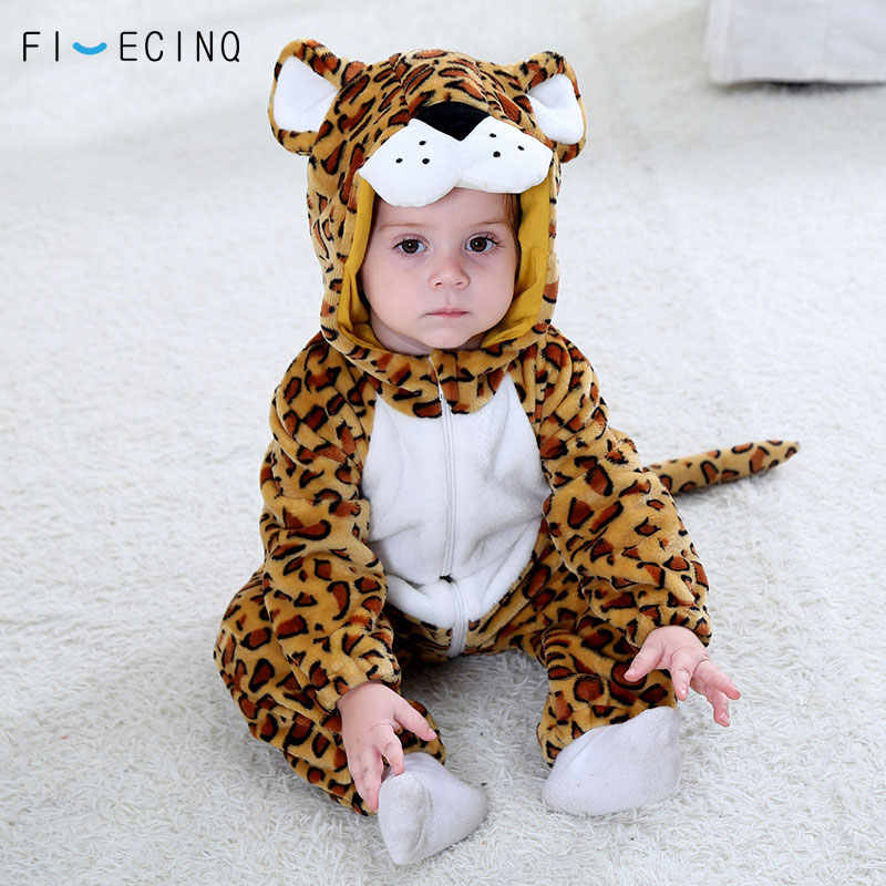 c7c502fb5 Animal Panther Cosplay Costume Baby Kigurumi Funny Cute Onesie 1-3 Years  Old Boy Girl