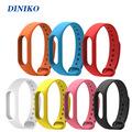 Replace Strap for Xiaomi Mi Band 2 Version MiBand 2 Silicone Wristbands for Mi Band 2 Smart Bracelet 8 Color for Xiao Mi Band 2