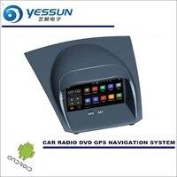 YESSUN Wince/мультимедиа для Android навигационная система для Ford Fiesta 2008 ~ 2017 CD DVD gps плеер навигационное Радио стерео HD экран