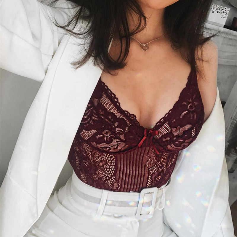 Çiçek Nakış Dantel Bodysuit Kadınlar Ilmek Seksi Bodysuit Bayanlar Beyaz/Siyah Bodysuit Yaz Tulum Tulum Streetwear