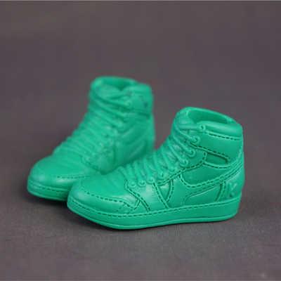 1 para modne buty dla lalki trampki buty dla księcia Ken męskie lalki akcesoria dla Barbie chłopak Ken wysokiej jakości zabawka dla dziecka