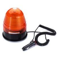 12 W LED Strobe Flashing Light Car Pojazd LED Miga Lampka ostrzegawcza Beacon Awaryjne Lampy Bursztyn Z ładowarką Samochodową IP65 DC12V-24V