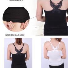 Жилет Корейская версия модала Ms. жилет с лямками маленький жилет Модный Дикий бант 5318