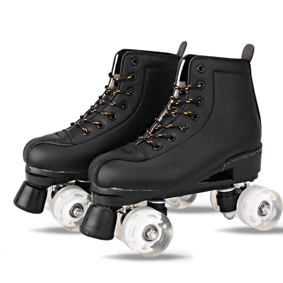 japy-artificial-leather-roller-skates-double-line-skates-women-men-adult-two-line-skating-shoes-patines-with-white-pu-4-wheels