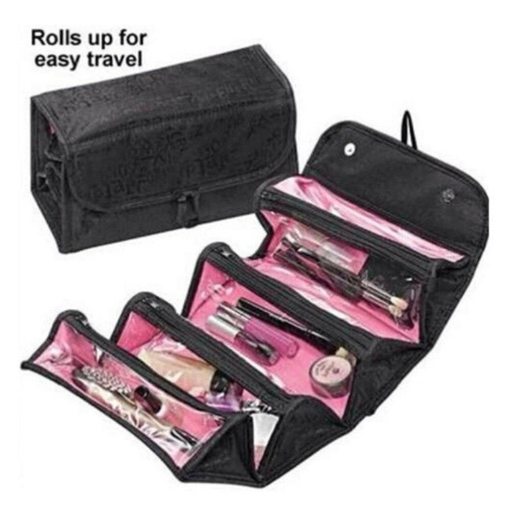 Beautician Necessaire Women Men Beauty Toiletry Storage Bag Waterproof Large Capacity Makeup Tool Kit