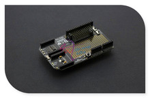 DFRobot Bees/xbee Shield V1.3, 3.3V~5V with 2 xBee slots compatible with Arduino support xBee, WiFi xBee, Bluetooth Bee, zigBee
