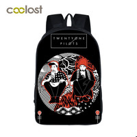 Tv Show Chica Vampiro Twilight Backpack For Teenagers Girls Boys School Bags Men Women Daily Bag