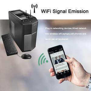 Image 4 - USB Không Dây Wifi, 1200Mbps Băng Tần Kép 2.4 GHz/300 Mbps 5 GHz/867 Mbps Dual 5Dbi Ăng Ten Mạng Wifi USB 3.0 Dành Cho Máy Tính Để Bàn