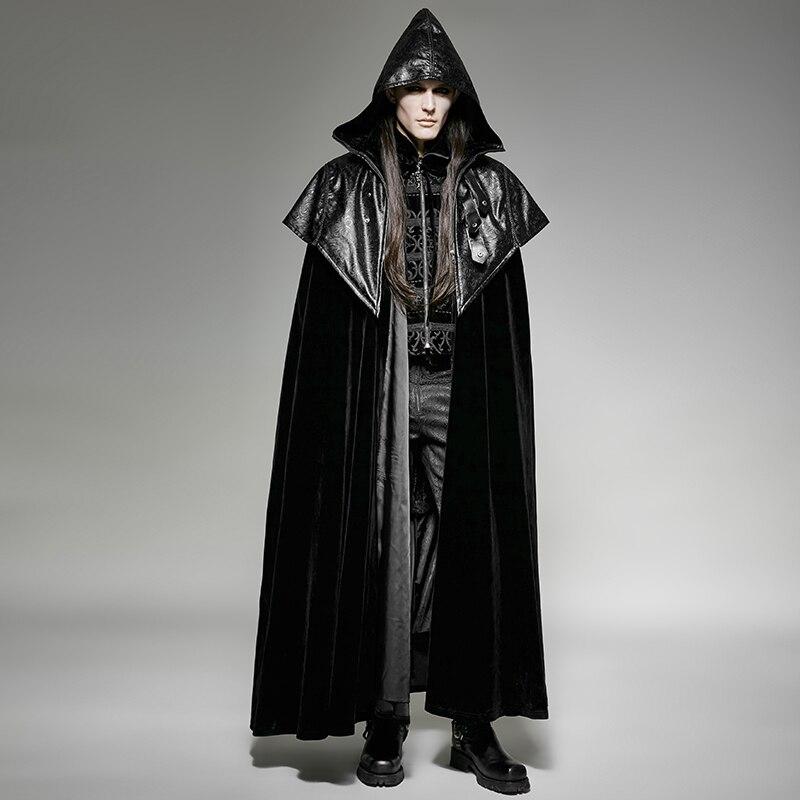 Steampunk-Men-Hoodie-Cape-Long-Cloak-Coats-Punk-Gothic-Halloween-Dark-Vampire-Count-Bat-Cape-Loose (2)