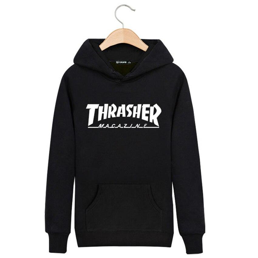 b516c2471e8f Autumn Streetwear Skateboard Thrasher Palace men's Sweatshirt Hoodie ...