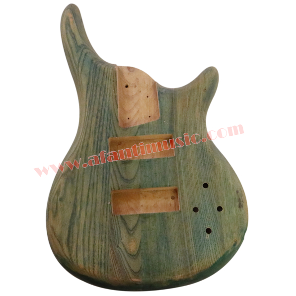 Afanti Musica FAI DA TE Bass Basso chitarra Elettrica FAI DA TE Corpo (ADK-162)Afanti Musica FAI DA TE Bass Basso chitarra Elettrica FAI DA TE Corpo (ADK-162)