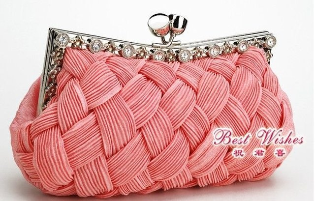 4ce3ccaee150 WB2005-1 2010 hot sale satin colorful and beautiful bridal bags night bags  ladies  handbags evening bags