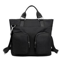Большая вместительная сумка-мессенджер, водонепроницаемая нейлоновая сумка через плечо для покупок для женщин, дорожная сумка-тоут, сумка для отдыха