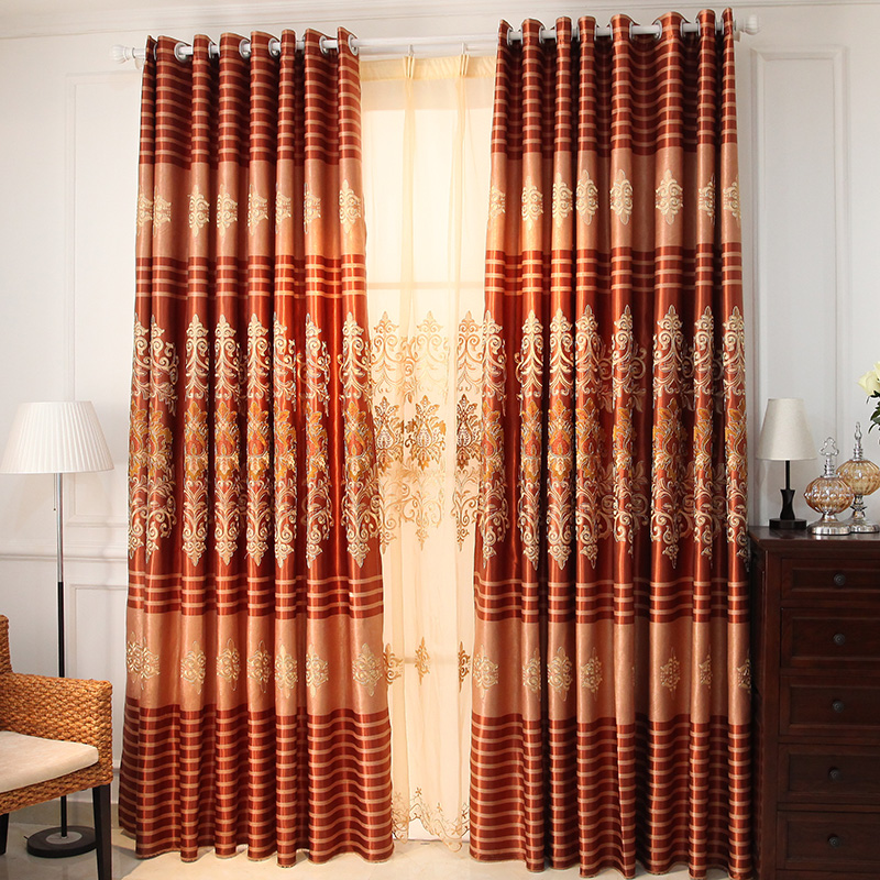 Gold and red curtains curtain menzilperde net for Red and gold drapes