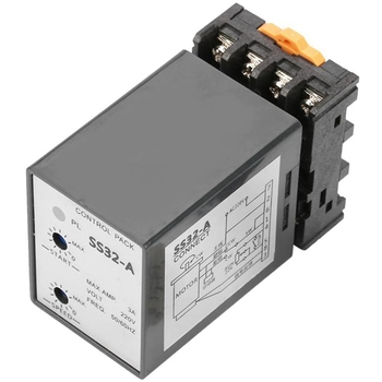 Ss-32 אלקטרוני נפרד מנוע מהירות בקר מושל Ac 220V 50/60Hz עם 400W קבלים