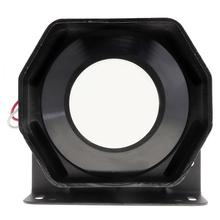 Universal 12V 200W Compact Loud Speaker PA System Car Vehicle Horn Emergency Warning Siren designing early warning system
