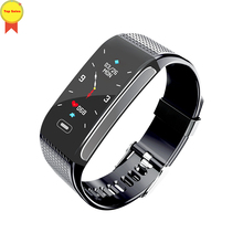 new CK18S Smart Band Fitness Bracelet Tracker Pedometer Wristband Blood Pressure Heart Rate Wrist Watch Android& IOS PK CK11S стоимость