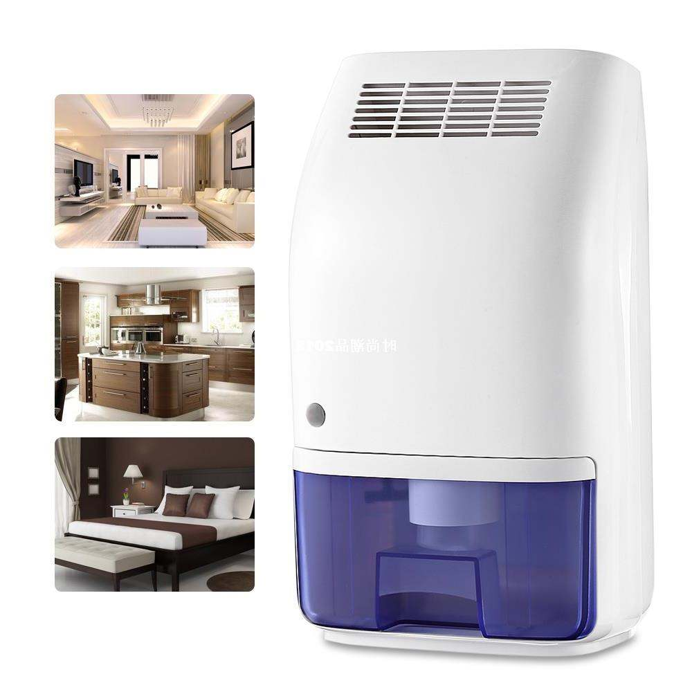 Dehumidifiers Ax07 Household Dehumidifier 700ml Small Electric Air Dehumidifier Wardrobe Moisture-proof Air Dryer Moisture Absorber To Win Warm Praise From Customers