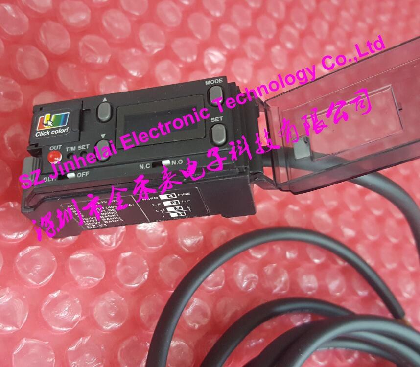 цена на CZ-V1  KEYENCE   Optical fiber sensor   Color mark sensor
