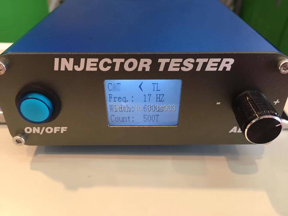 AM-CRI100 Common rail injector tester Electromagnetic and piezo common rail injector tester with piezo injector tools professional bst203 c piezo and electromagnetic common rail injector tester for bosch delphi denso siemens continential
