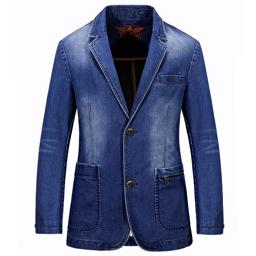 Compare Prices on Denim Jacket Suit- Online Shopping/Buy Low Price ...