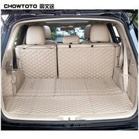 Good Match Special Trunk Mats For Toyota Highlander 7seats 2015 Durable Waterproof Carpets For Highlander 2014