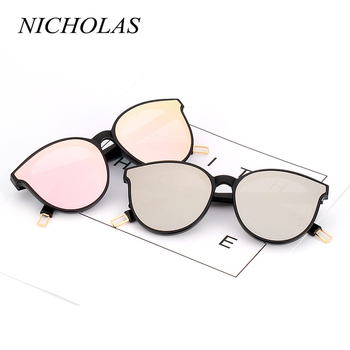 NICHOLAS Cat Eye Women Sunglasses Brand Designer Fashion Sun glasses Women Ladies Eyewear Oculos De Sol Feminino Lunette Soleil