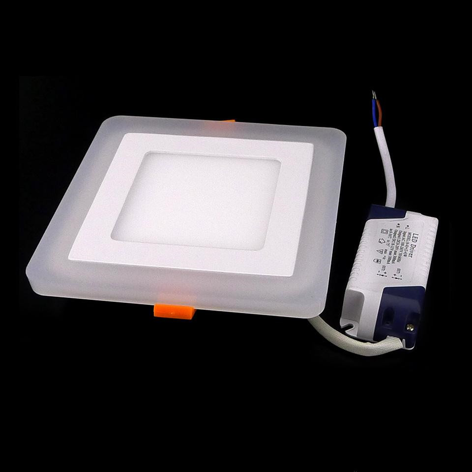 Dual Color Panel Downlight 7