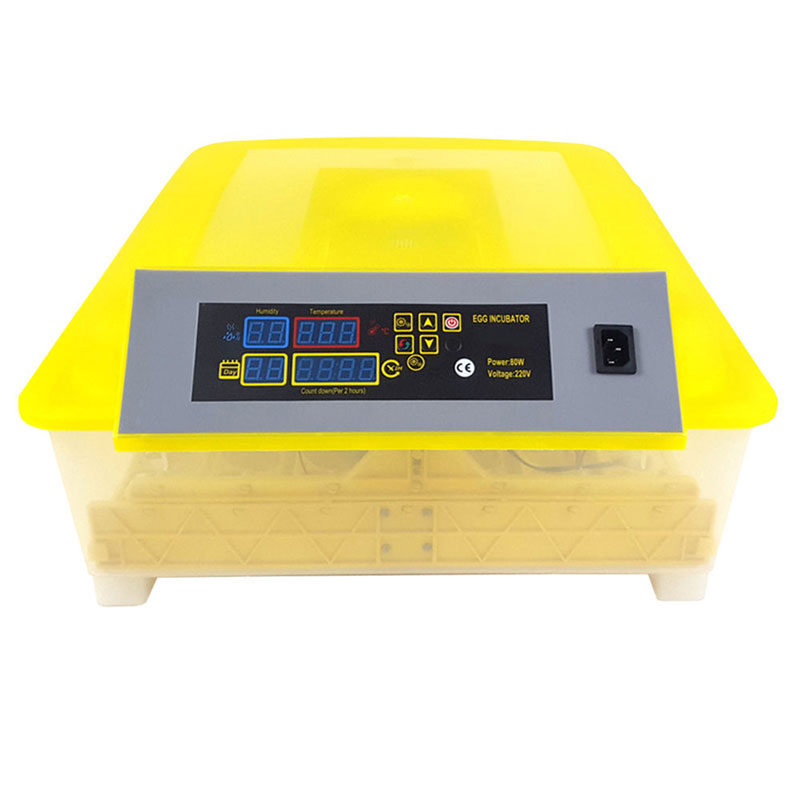 Hot Selling 48 Egg Incubator Mini Hatching Machine Fully Digital Automatic Waterfowl Poultry Chicken Eggs proffi films pfm021