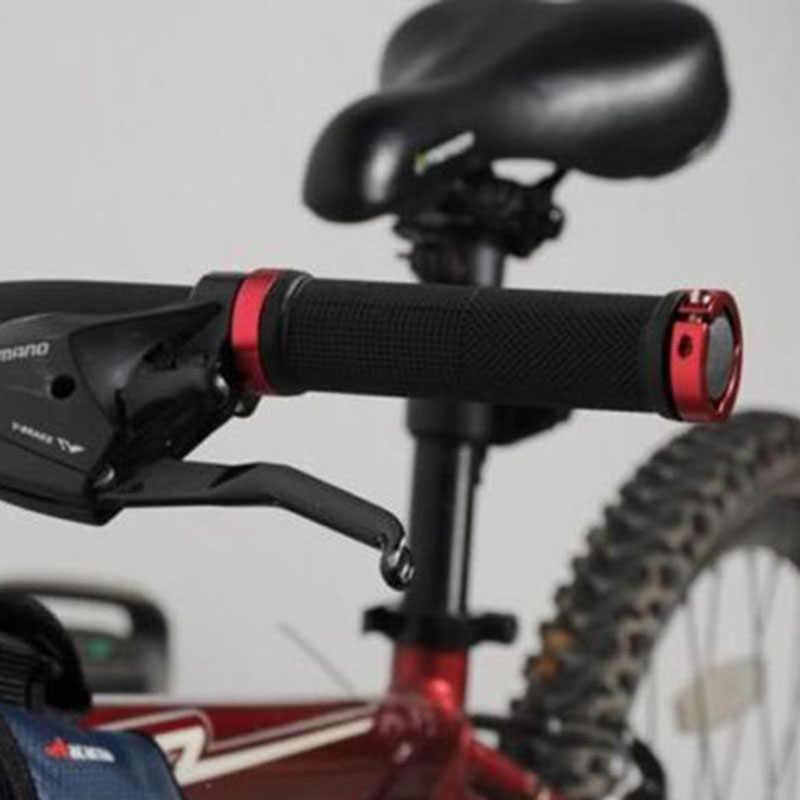 Tbest Empu/ñaduras de Bicicleta Cubierta de Pu/ños de Manillar de Agarre de Bicicleta de Monta/ña de Carretera Antideslizante Mango de Apretones Bicicleta de Ciclismo MTB BMX Plegable Bicicleta