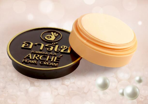 NEW !Authentic Thai Arche Arche Pearl Cream Is Zhuang Pearl Beauty Cream Skin Lightening Acne