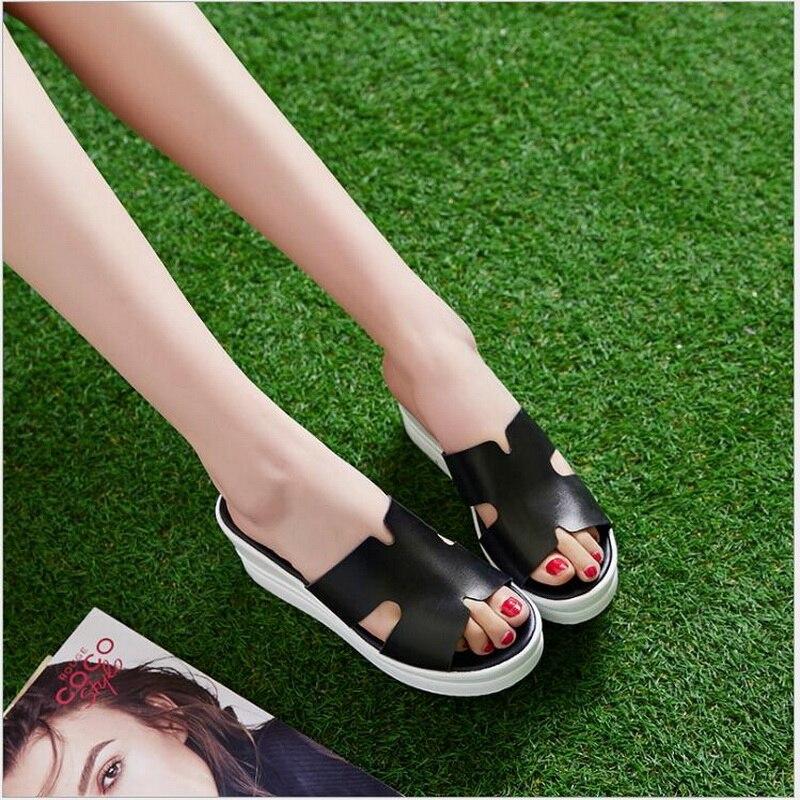 Compensées Mode Causales Epaisses Chaussures Femmes Semelles wYSqIn0