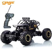 Cymye voiture radiocommandée 6141 4WD 1/16, 2.4G, véhicule tout terrain, escalade, Buggy radiocommandé