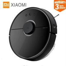NEW! Original Wet and dry Xiaomi S55 Vacuum Cleaner MI Robot 2 Mopping Sweeping Robot Laser 2000Pa Suction LDS Robot