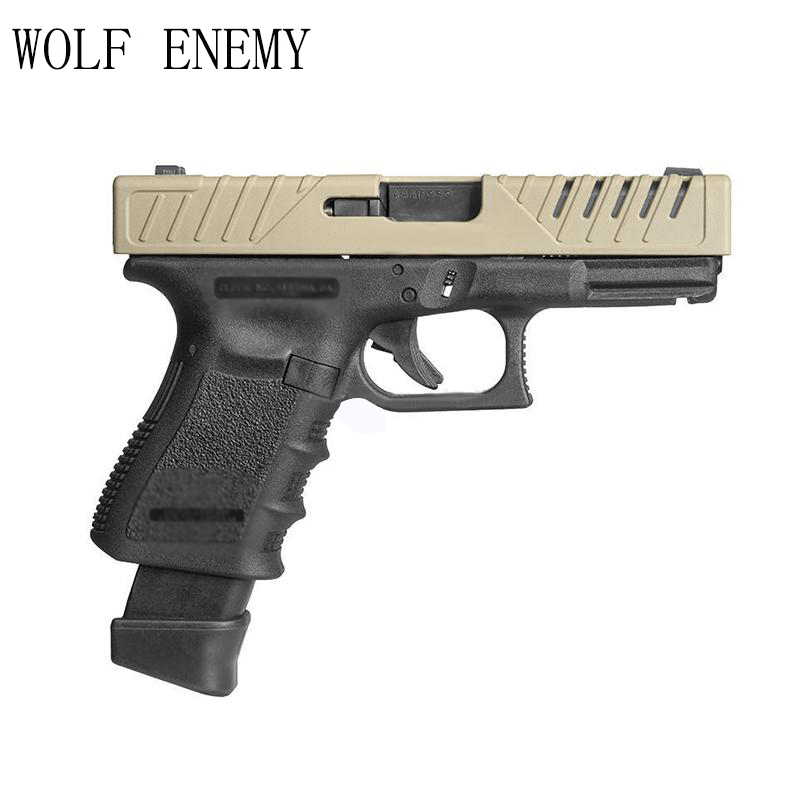 Defense Tactical Skin Slide Cover For Glock 17/22/31/37 Hunting Gun Accessories