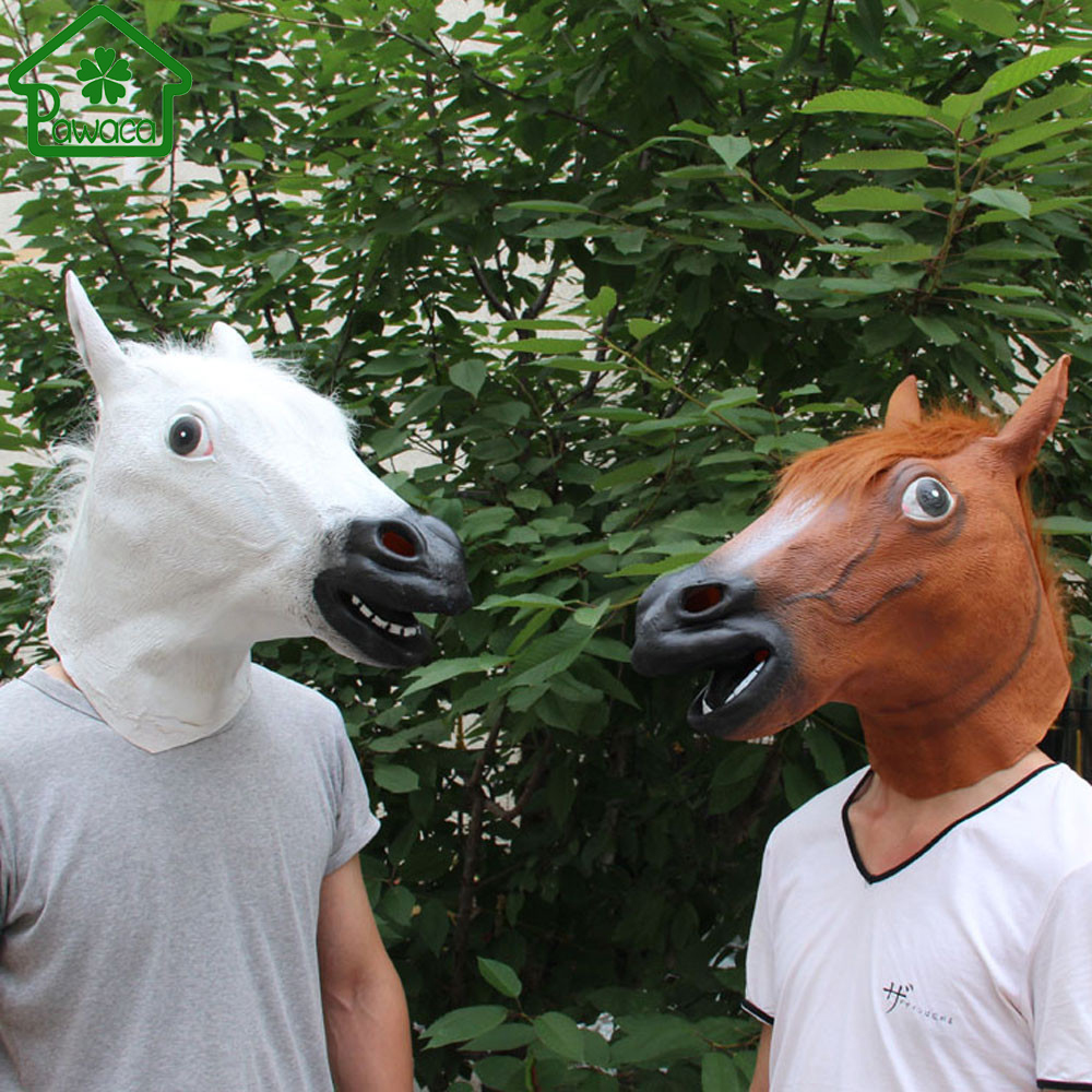 Online Buy Wholesale horse head mask from China horse head mask ...