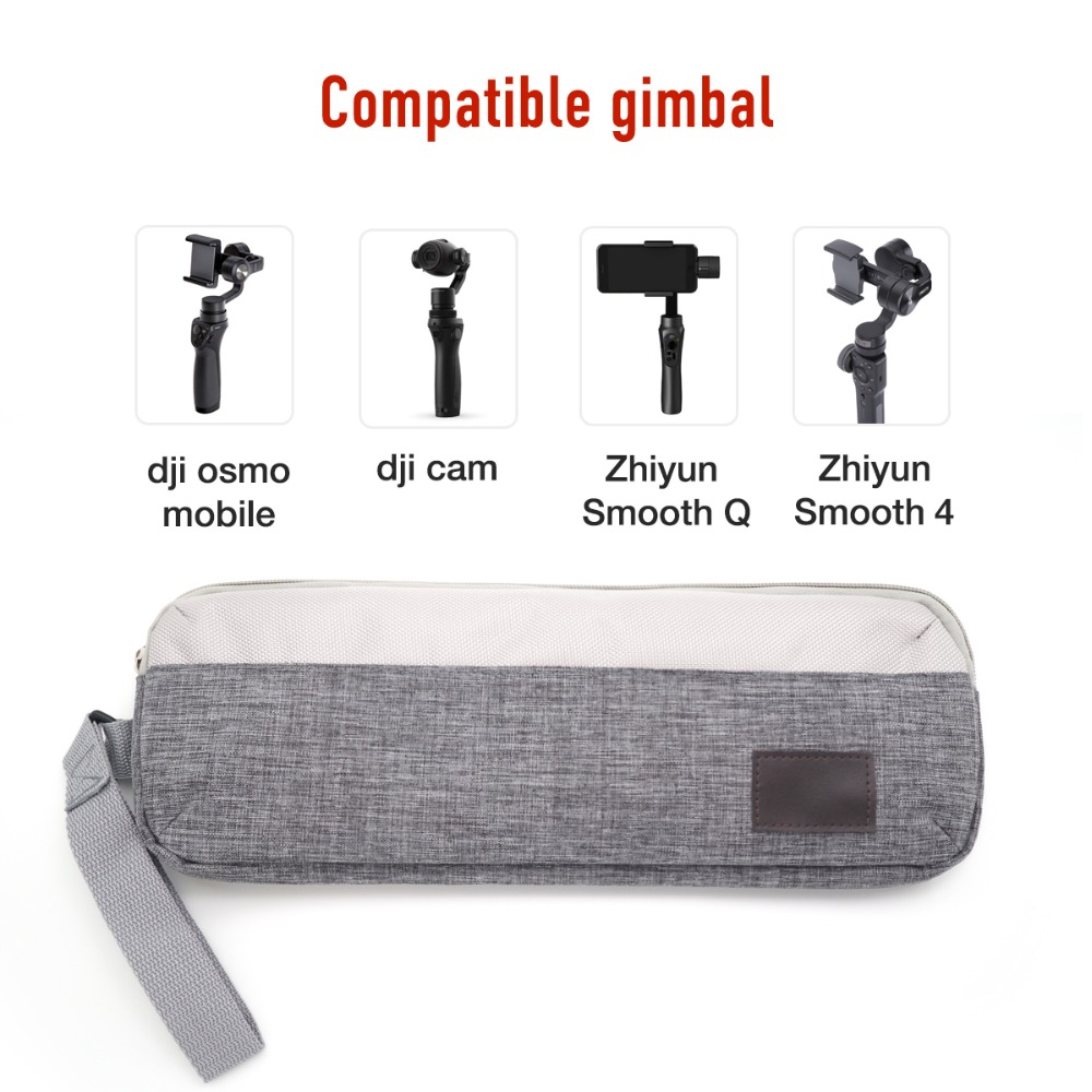 Storage Bag for Zhiyun Smooth Q Smooth 4 for DJI Osmo Mobile 2 XIAOMI Mijia 3-Axis Handheld Stabilizer Gimbal Accessories 1